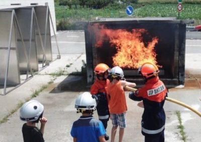 2019 Les pompiers